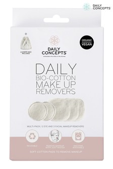 Daily Concepts Bio-Cotton Make Up Removers