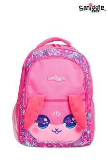 Smiggle Pink Budz Backpack