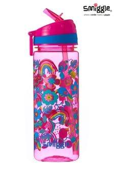 Smiggle Pink Flow Drink Bottle