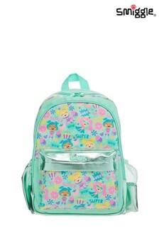 Smiggle Green Cheer Junior Backpack