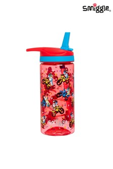 Smiggle Red Cheer Junior Drink Bottle