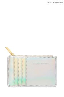 Estella Bartlett Silver Rectangle Card Purse