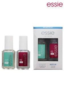 essie Nail Care Duo Set (Worth £18)
