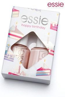 essie Happy Birthday Gift Set (Worth £16)