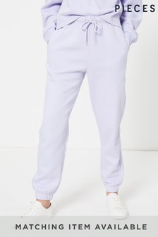 Pieces Purple Co-ord Joggers