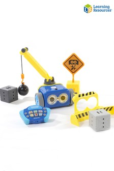 Learning Resources Clear Botley 2.0 Construction Activity Kit Bundle