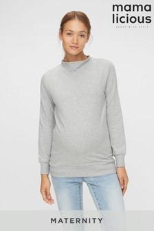 Mamalicious Maternity Sweatshirt