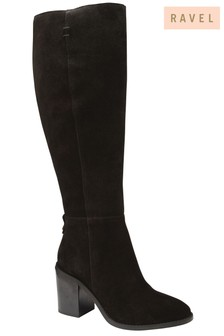 Ravel Suede Knee High Boots