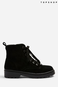 Topshop Bumble Lace Up Boot