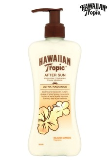 Hawaiian Tropic Ultra Radiance After Sun Moisturiser Island Mango Fragrance 240ml