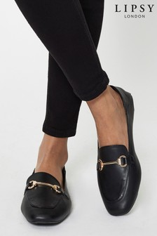 Lipsy Black Lipsy Snaffle Loafer