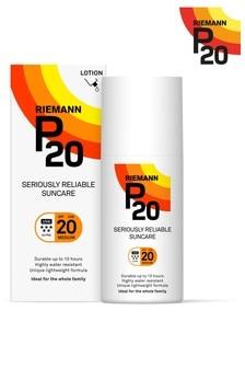 Riemann P20 SPF20 Lotion 200ml