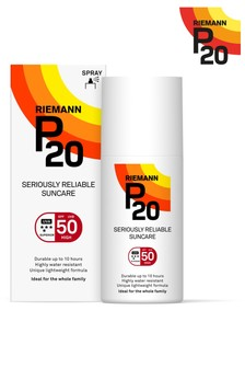 Riemann P20 SPF50 Spray 200ml