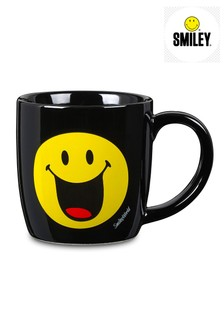 Smiley Coffee Mug in a Gift Box