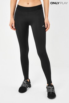Only Black Gym Leggings
