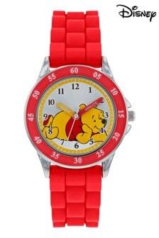 Disney Red Winnie The Pooh Kids Watch