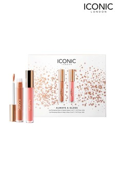 ICONIC London Always A Gloss (Worth £38)
