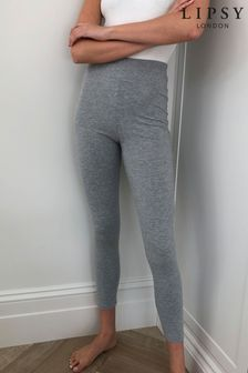 Lipsy Grey Regular High Waist Legging
