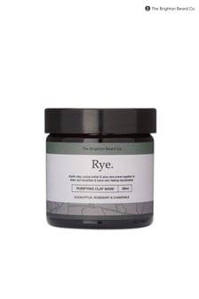 The Brighton Beard Co. Rye Purifying Clay Mask 60g