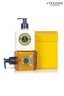L'Occitane Verbena Hand Wash And Lotion Duo
