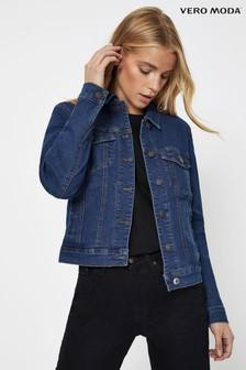Vero Moda Dark Blue Classic Denim Jacket