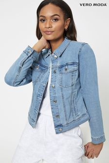 Vero Moda Light Blue Classic Denim Jacket