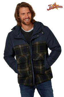 Joe Browns Navy Out And About Coat