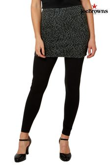 Joe Browns Jacquard 2 In 1 Skirted Leggings