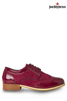 Joe Browns Jazzy Patent Brogues