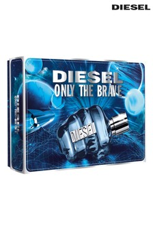 Diesel Only The Brave 50ml and 100ml Shower Gel Giftset
