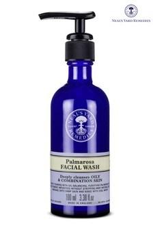 Neals Yard Remedies Purifying Palmarosa Facial Wash 100ml