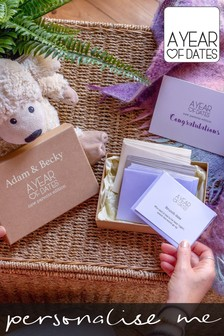 Personalised A Year of Dates: New Parents Edition