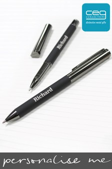 Personalised Luxury Pen Set by CEG Collection