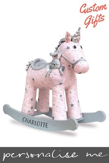 Personalised Rocking Horse 12MTH by Custom Gifts
