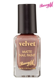 Barry M Velvet Nail Paint