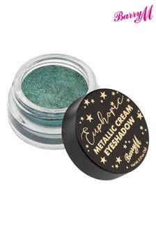 Barry M Euphoric Metallic Eyeshadow Creams