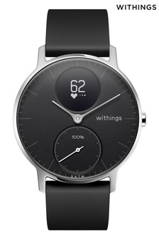 Withings Steel HR, Hybrid Smartwatch, 36mm