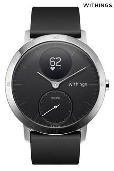 Withings Steel HR, Hybrid Smartwatch - 40mm