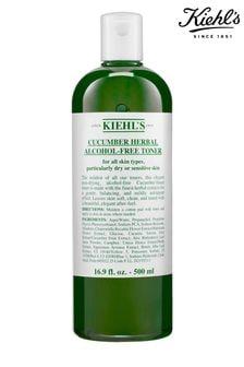 Kiehl's Cucumber Herbal Alcohol-Free Toner 500ml
