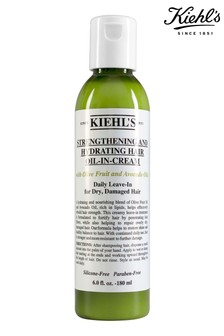 Kiehl's Strengthening and Hydrating Hair Oil-in-Cream 180ml