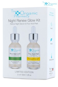 The Organic Pharmacy Night Repair Glow Kit