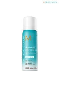 Moroccanoil Dry Shampoo, Light Tones 65ml