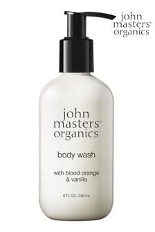 John Masters Organics Body Wash with Blood Orange & Vanilla