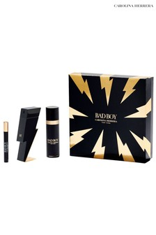 Carolina Herrera Bad Boy 50ml + Bad Boy Deodorant Spray 100ml + Mega Spritzer 10ml