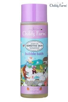 Childs Farm Bubble Bath Organic Tangerine 250ml