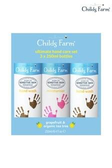 Childs Farm Ultimate Hand Wash & Moisturizer Set