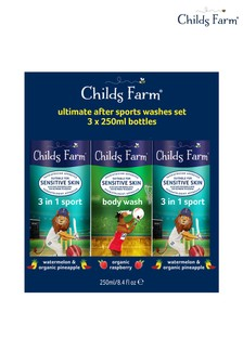 Childs Farm Ultimate Sports Wash 'N' Go Set