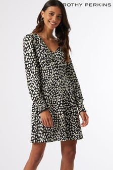 Dorothy Perkins Jersey Empire Line Mini Dress