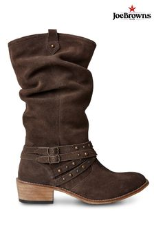Joe Browns A Touch Of Boho Suede Boots