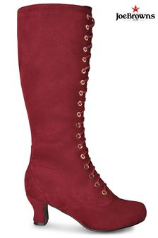 Joe Browns Little Minx Lace Up Boots